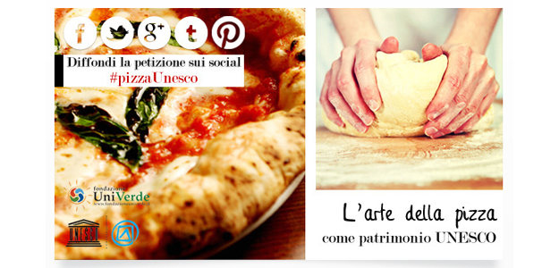 Pizza patrimonio UNESCO