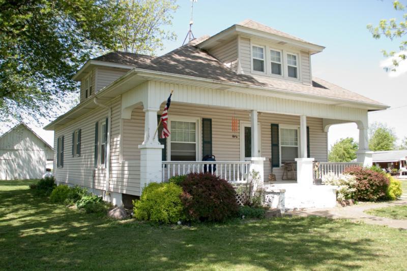 Gli appartamenti americani tra serie tv e realt - Casa americana in legno ...