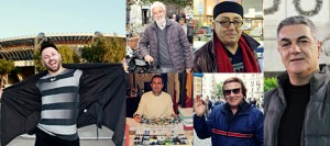 10 Luca Sepe, Luigi De Magistris, Patrizio Rispo, Peppe Barra, Mario Da Vinci, Simone Schettino