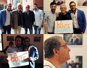 3 Patrizio Rispo, Mario Porfito, Sabatino Sirica, Pippo Mattozzi, Mario Trevi