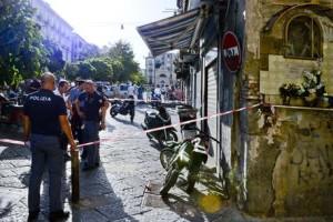 Agguato nel centro storico di Napoli, grave un 21enne