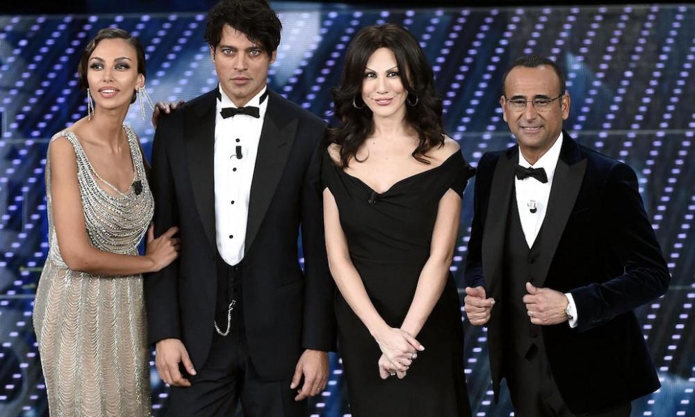 Festival di Sanremo, share del 49,5% per la prima serata