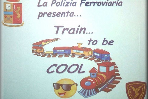 Risultati immagini per TRAIN TO BE COOL