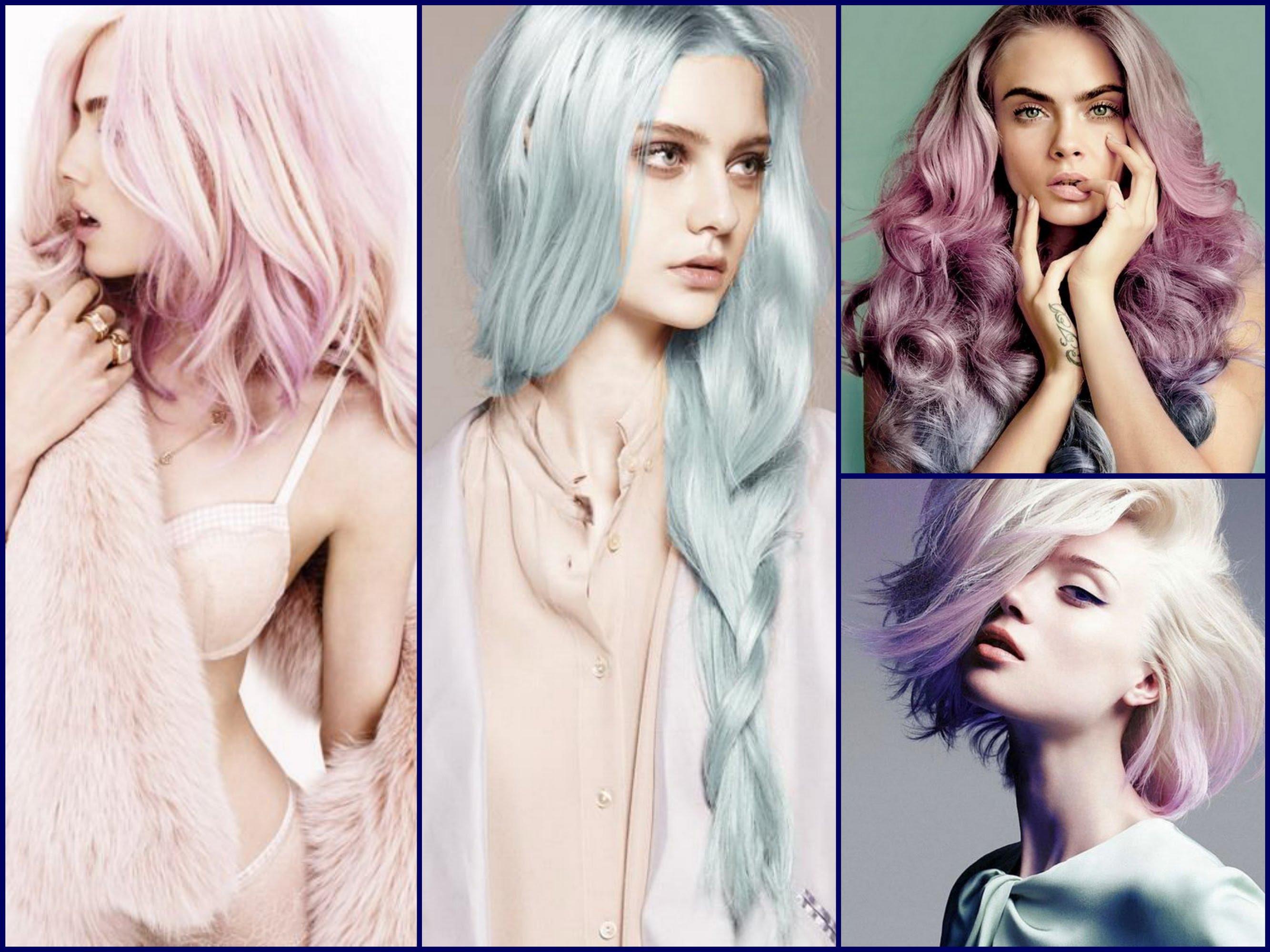 Colore dei capelli primavera 2016