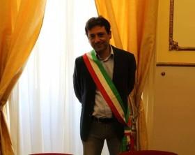 Il sindaco di Cinisi, Giangiacomo Palazzolo