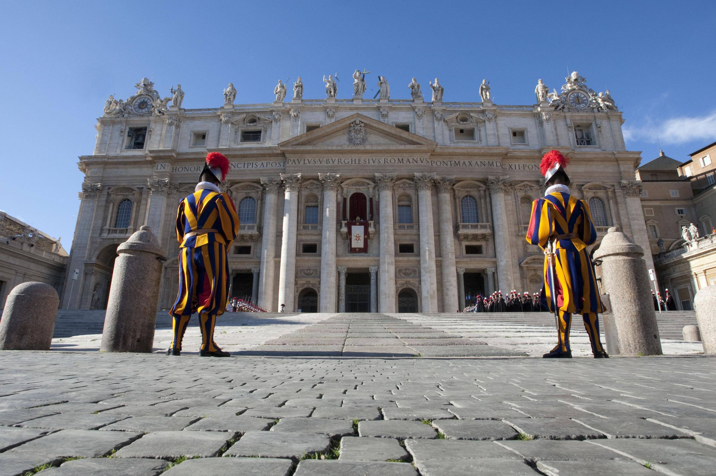 Isis ipotesi di attacco al vaticano - Le finestre sul vaticano ...