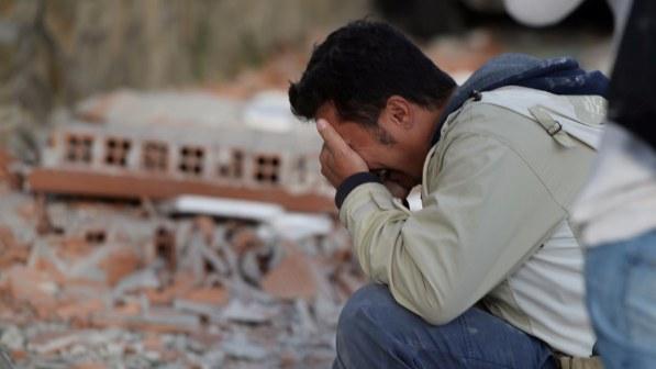 Terremoto, questi gli aiuti dalla Campania. Il sindaco: