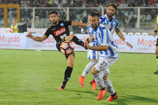 Pescara - Napoli 2-2 Video Gol | Highlights Serie A Prima Giornata