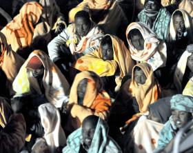 Naufragio Lampedusa: somalo arrestato sfuggito a linciaggio