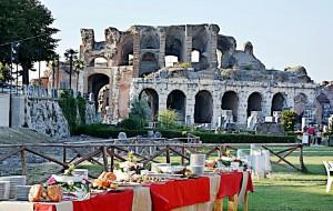 Tavolate bio all'arena spartacus (2)