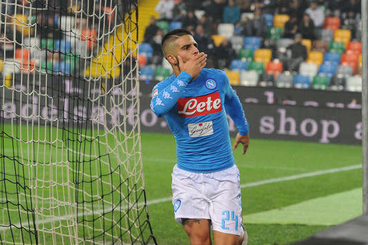 Udinese-Napoli diretta live Streaming gratis sul web Rojadirecta