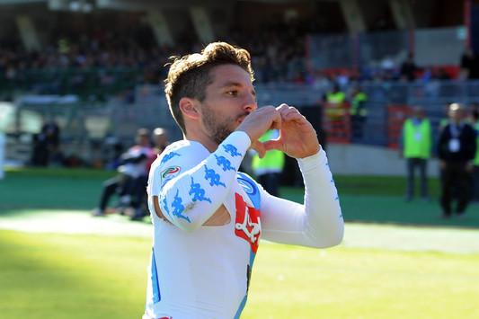 Cagliari-Napoli 0-5, Sarri: