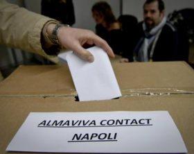 Almaviva: a Napoli dipendenti chiamati a votare su accordo