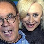 Gianni Boncompagni e Raffaella Carrà