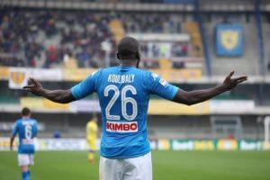 Soccer: Serie A; Chievo-Napoli