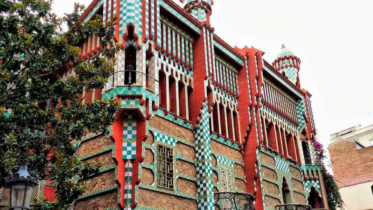 Catalunya inaugura il 16 novembre casa vicens gaud - Imu 2 casa 2017 ...
