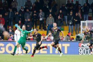Soccer: Serie A; Benevento-Milan
