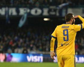 Soccer: Serie A; Napoli-Juventus