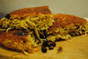 La frittata di scammaro piatto tipico della cucina povera for Piatto della cucina povera