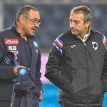 Soccer: Serie A; Sampdoria - Napoli