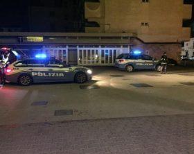 Chieti - controlli su strada Polizia Stradale di Chieti