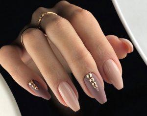 manicure,natale,2017,smalto,lucido,opaco,10 La ricostruzione delle unghie