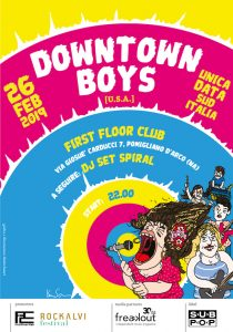 downtownboys