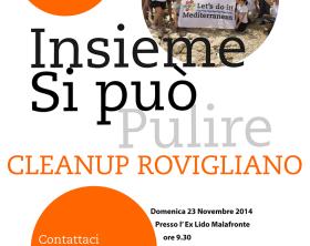 Cleanup-Rovigliano---Locandina
