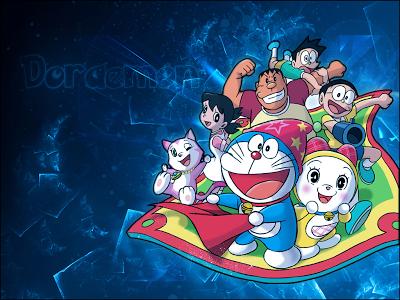 Doraemon dal manga al grande schermo per fare da tutor