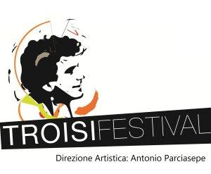 Troisi Festival logo ufficiale