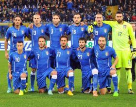Soccer: friendly match Italy-Albania