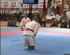 disabilità e karate