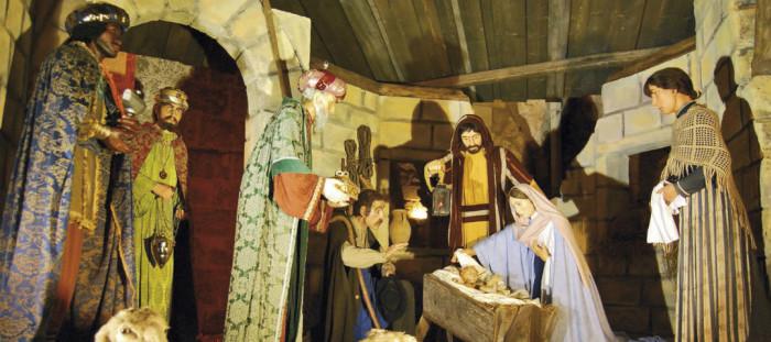 Museo Diocesano Napoli.Il Presepe Del Trentino Al Museo Diocesano Di Napoli Napolitan It