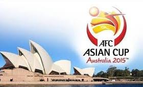 Logo ufficiale della Coppa d'Asia 2015