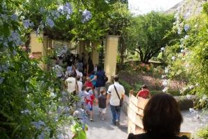 Il giardino dell'Istituto Scolastico Suor Orsola Benincasa - Il verde come Buona Scuola (2)