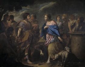 Rebecca al pozzo, Madrid - Museo del Prado