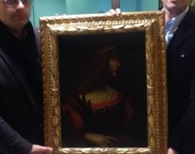 dipinto ritrovato