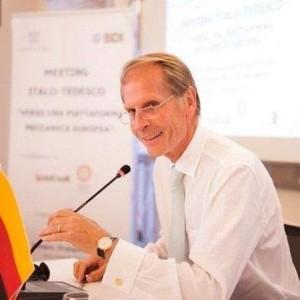 Visita a Napoli dell'Ambasciatore tedesco in Italia Reinhard Schafers