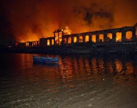 Incendio-a-Città-della-Scienza