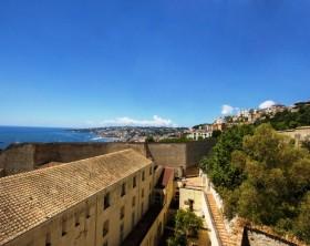 L'antica cittadella monastica di Suor Orsola sede del primo corso di laurea italiano dedicato ai beni c