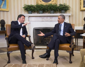 US-ITALY-POLITICS-OBAMA-RENZI
