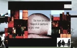 Fabio Mauri - Progetto per la Metropolitana di Napoli,  2004_ridotta