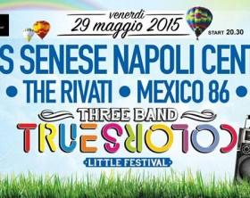 Venerdì 29 maggio TrueColors con James Senese e Napoli centale a Nola