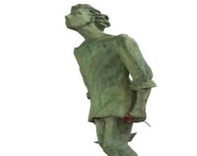 Concordia: statua al Giglio per ricordare coraggio in mare