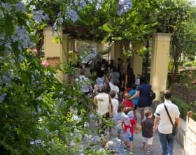 Il giardino dell'Istituto Scolastico Suor Orsola Benincasa - Il verde come educazione alla salute f (1)