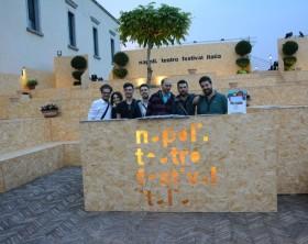 La squadra degli studenti-speaker di Run Radio Festival