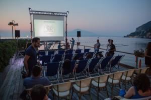 Cinema in spiaggia