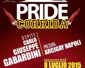 corrida pride