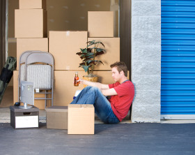 Storage: Taking a Break From Lifting