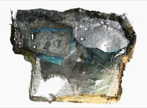 Capanna preistorica di Vivara immagini 3d